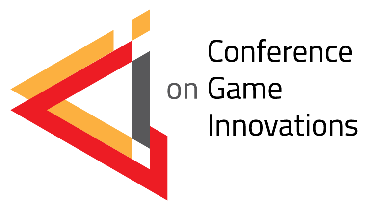 Conference on Game Innovations Logo